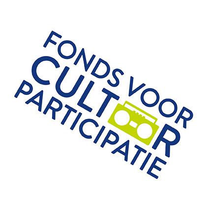 Logo Fonds voor Cultuur Participatie.